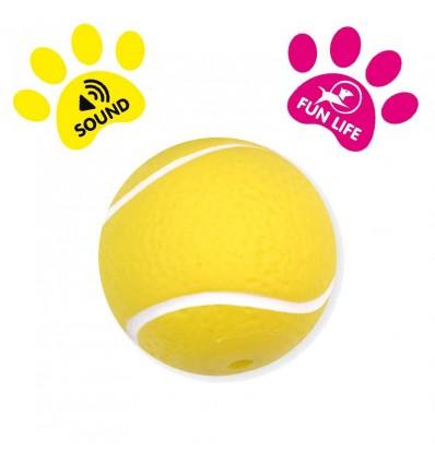 DOG LIFE STYLE Balle de Tennis