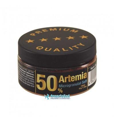 DISCUSFOOD Artemia 50% Microgranulate Soft