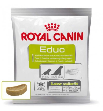 ROYAL CANIN Educ Friandises légères pour chien