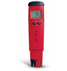 HANNA 98128 - pH-mètre électronique de poche étanche - 0.01pH
