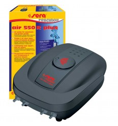 SERA Air 550 R Plus - Pompe à air pour aquarium - 550 l/h