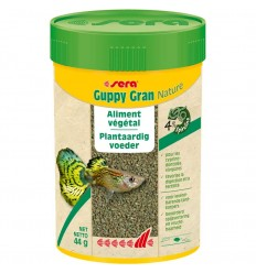 SERA Guppy Gran Nature - 100ml