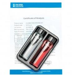 HANNA Instruments HI781-11 Solutions étalons Iode pour Checher HI781