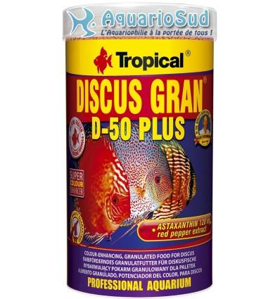 TROPICAL - Discus Gran D-50 Plus