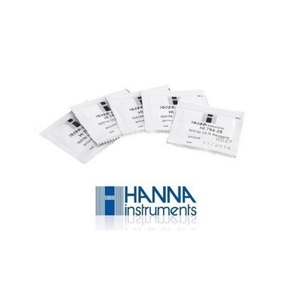 HANNA - Réactifs pour mini-photomètre Checker HC nitrites (NO2)