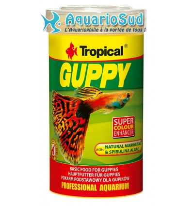 TROPICAL - Guppy  (300ml)