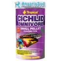TROPICAL Cichlid Omnivore Small Pellet - 250ml