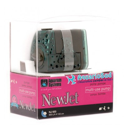 AQUARIUM SYSTEMS - Pompe NewJet NJ600