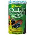 TROPICAL Cichlid Herbivore Small Pellet - 1 litre