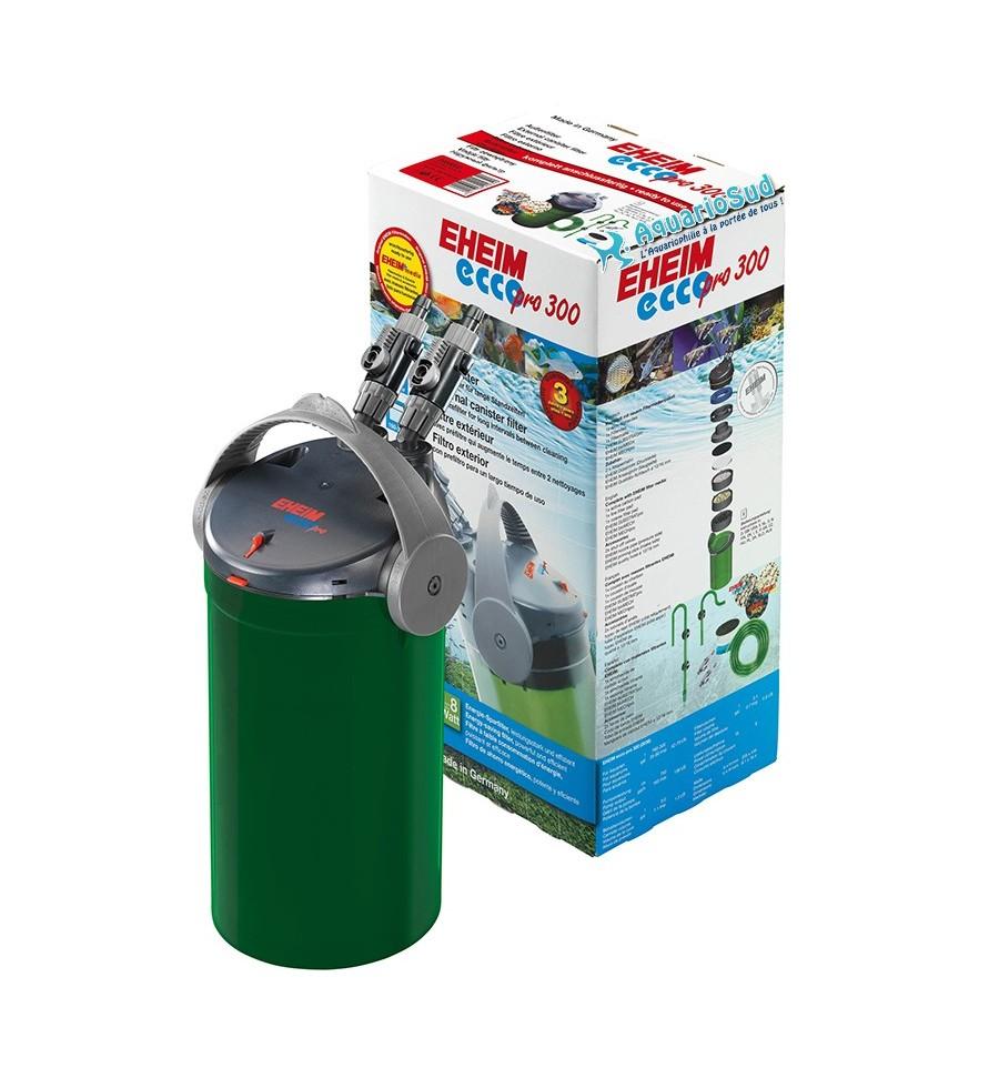 Filtre externe eheim ecco pro 300 aquarium max for Filtre exterieur aquarium eheim