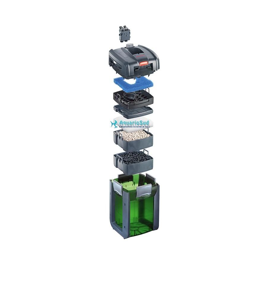 filtre eheim professionel 3 2071 pour aquarium de 120 250l. Black Bedroom Furniture Sets. Home Design Ideas