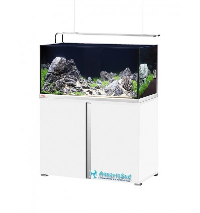Aquarium et Meuble MP Proxima Plus 250 Blanc