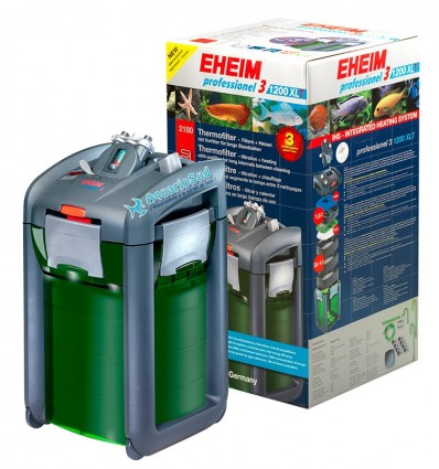 Filtre externe EHEIM Professionel 3-1200XLT (2180.10)