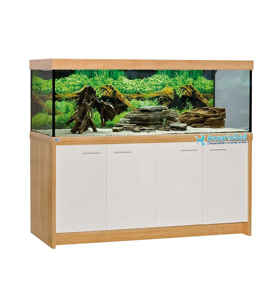 aquarium eheim mp scubaline 640 finition noyer blanc. Black Bedroom Furniture Sets. Home Design Ideas