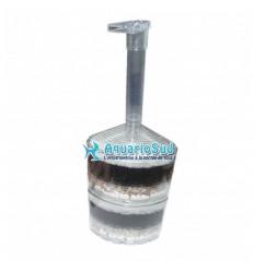 Filtre exhausteur d'angle AQ-2010