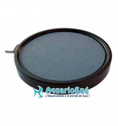 Diffuseur disque de 10cm pour pompe à air d'aquarium