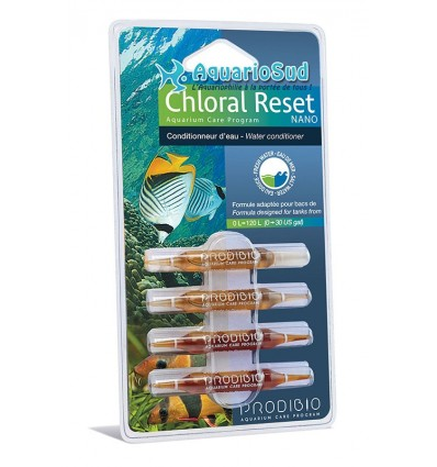 PRODIBIO Chloral Reset Nano - 4 ampoules