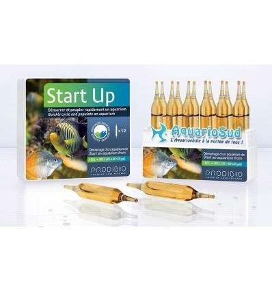 Kit de démarrage aquarium / PRODIBIO Start Up - 12 ampoules