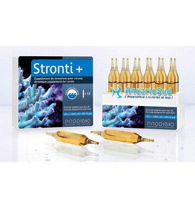 PRODIBIO Stronti + 12 ampoules