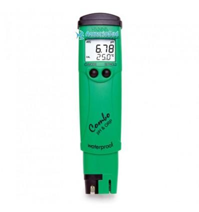 HANNA HI-98121 : Testeur étanche pH/rédox/°C étanche -
