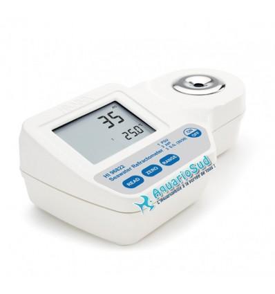HANNA HI96822 - Réfractomètre électronique numérique