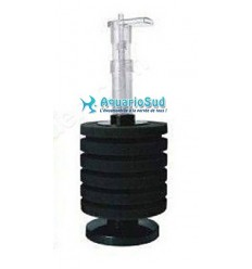 Filtre exhausteur avec bec de rejet xy2871