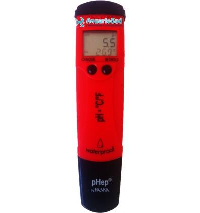 HANNA HI-98127 pH-mètre électronique étanche