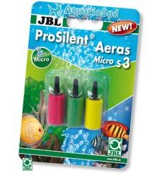 Lot de 3 diffuseurs d'air cylindriques JBL - Aeras Micro S3