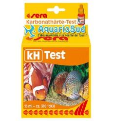 SERA Test kH pour connaitre la dureté carbonatée - Flacon de 15 ml