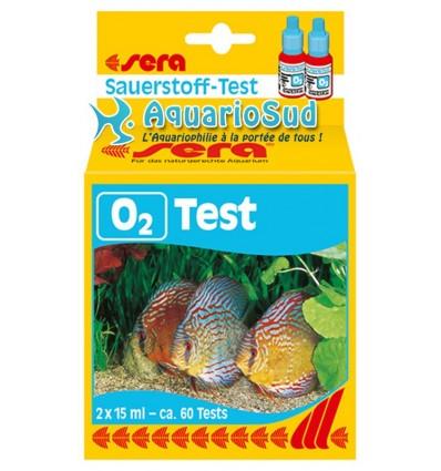 SERA - Test en gouttelettes pour l'Oxygène (O2)