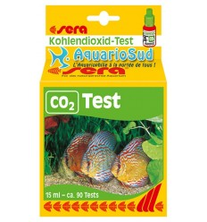 SERA - Test en gouttelettes pour le CO2