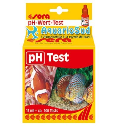 SERA - Test en gouttelettes pour le pH