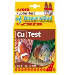 SERA - Test en gouttelettes pour le Cuivre (Cu)