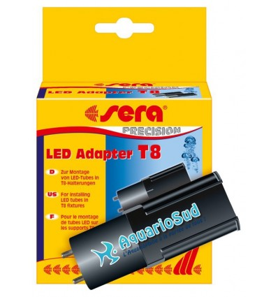 Sera LED Adapter Tube T8 - éclairage aquarium