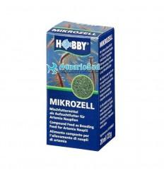 HOBBY Mikrozell  - Nourriture pour attémias