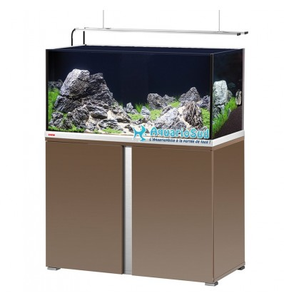 Aquarium et Meuble MP Proxima Plus 250 - Moka