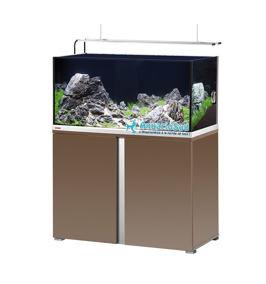 aquarium et meuble eheim mp proxima plus 250 moka brillant. Black Bedroom Furniture Sets. Home Design Ideas