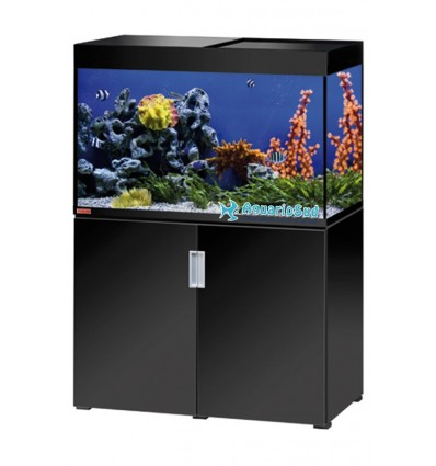 Aquarium et Meuble MP Incpiria Marine 300 - Blanc brillant