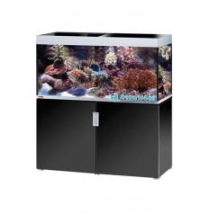 Aquarium et Meuble MP Incpiria Marine 400 - Noir brillant