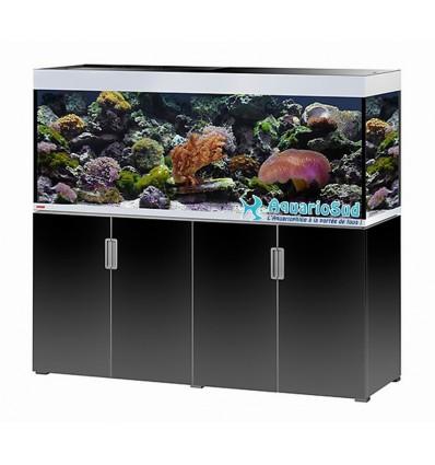 Aquarium et Meuble MP Incpiria Marine 400 - Blanc brillant