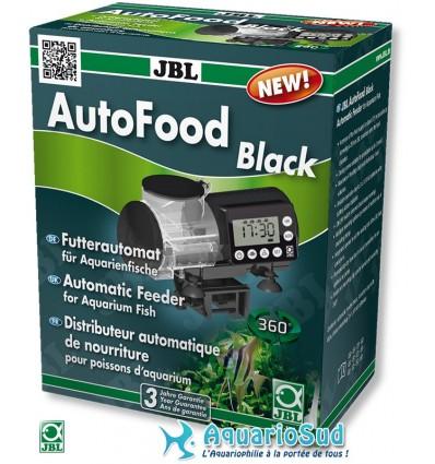 JBL AutoFood Noir Distributeur de nourriture pour poisson d'aquarium