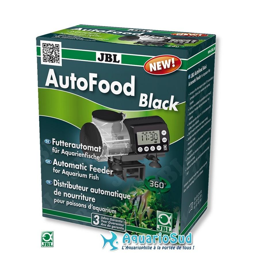 Jbl autofood black distributeur automatique de for Jbl nourriture poisson