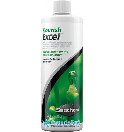 Carbone liquide - Seachem Flourish Excel - 500 ml