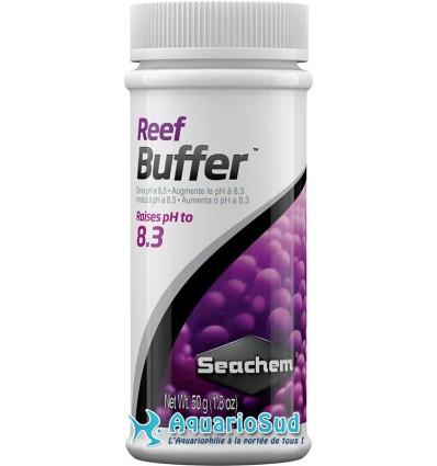 SEACHEM Reef buffer, pour maintenir un pH constant - flacon de 50g