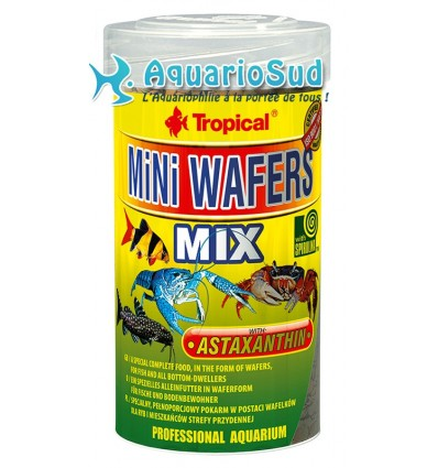 TROPICAL Mini Wafers Mix - 100 ml